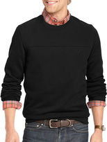 Izod Sueded Fleece Crewneck
