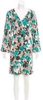 Missoni Floral Print Midi Dress