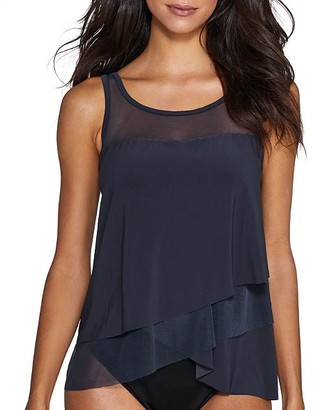 Miraclesuit Illusionists Mirage Underwire Tankini Top