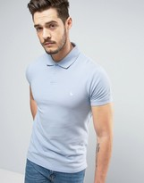 Jack Wills Aldgrove Polo Shirt with Pheasant Logo
