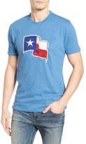 American Needle Men's Hillwood Texas Rangers T-Shirt