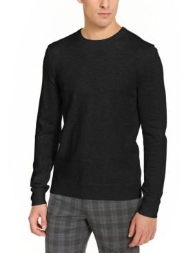 Calvin Klein Men's Solid Liquid Sweater