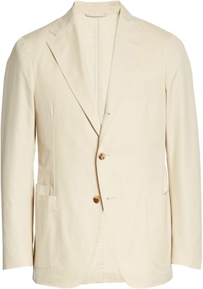 Drakes Wordsworth Paper Cotton Jacket