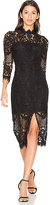 Yumi Kim Leading Lady Dress in Black. - size XS (also in )