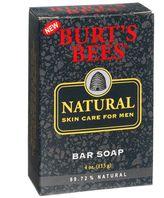 Natural Skin Care for Men Bar Soap