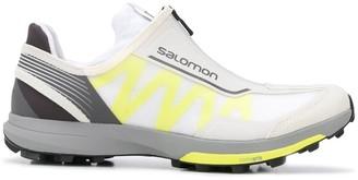 Salomon S/Lab Zipped Slip-On Sneakers