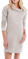 Lole Women's 'Flora' Cowl Neck Fleece Dress