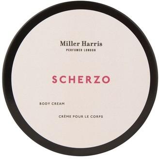 Miller Harris 175ml Scherzo Body Cream
