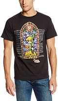 Nintendo Men's Stained Glass T-Shirt