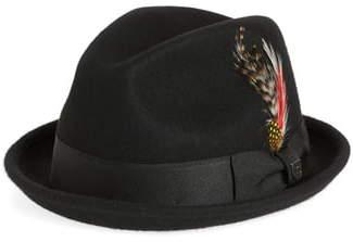 Brixton Gain Trilby Hat