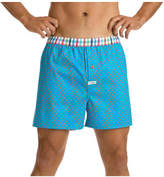 Mitch Dowd Spot Contrast Printed Woven Boxershort