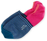 Paul Smith Striped Colorblock Loafer Socks