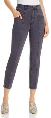 Rebecca Taylor Ankle Skinny Twill Pants