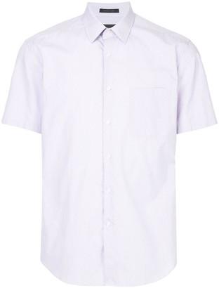 Durban D'urban striped short sleeve shirt