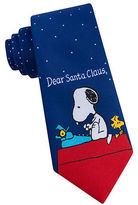 Lord & Taylor BOYS 8-20 Dear Santa Claus Tie