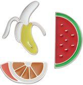 Lauren Conrad Banana & Melon Pin Set