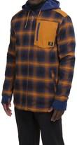 DC Backwoods Flannel Shirt Jacket - Insulated (For Men)