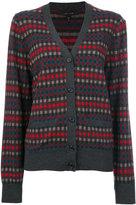 Marc Jacobs geometric cardigan