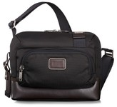 Tumi Men's Alpha Bravo Lester Messenger Bag - Black
