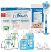 Dr Browns Dr. Brown's® OptionsTM Glass Bottle Starter Set
