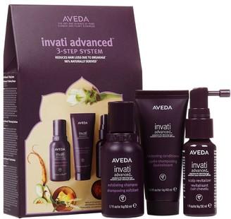 Aveda Invati Advanced Travel 3 Step Set