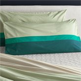 CB2 Set Of Two Varadero King Shams