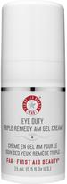 First Aid Beauty Eye Duty Triple Remedy AM Gel Cream (15ml)