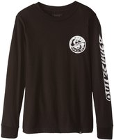 Quiksilver Boys' Bad Vision Long Sleeve Tee (1016) - 8165286