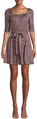 Rebecca Taylor Francesca Floral Dress