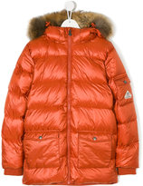 Pyrenex Kids midi padded coat