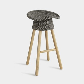 Umbra Coiled Counter Stool - Grey