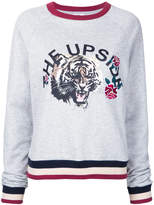 The Upside tiger print sweatshirt