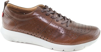 Marc Joseph New York Grand Central Perforated Sneaker