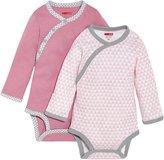 Skip Hop Petite Triangles Bodysuit Set (Baby) - Pink-6-9 Months