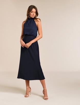 Ever New Deanna Halterneck Maxi Dress