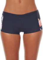 Rip Curl Womens G-bomb 1mm Boyleg Shorts Blue