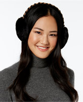 INC International Concepts Embellished Faux-Fur Earmuffs, Only at Macy's