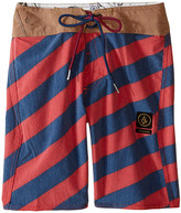 Volcom Stripey Slinger Boardshorts (Big Kids)