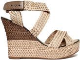 Report Shoes, Brinkley Platform Wedge Sandals