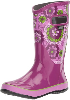 Bogs Rubber Waterproof Rain Boot Boys Girls