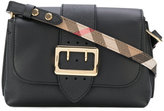 Burberry - Buckle tote