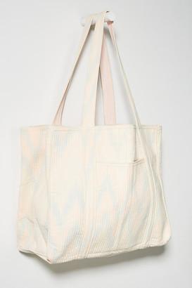 Cleobella Sammi Tote Bag By in Orange Size ALL
