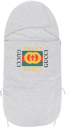 Gucci Kids Printed Logo Nest
