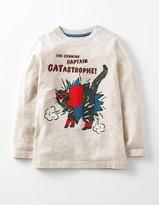 Boden Super Hero T-shirt