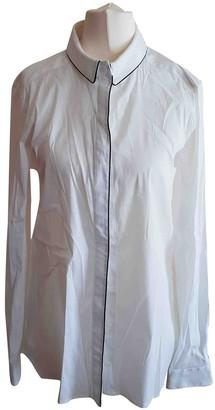 Burberry White Cotton Shorts for Women