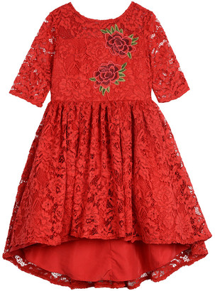 Laura Ashley Lace Dress