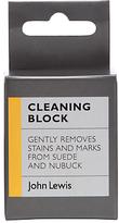 John Lewis Suede & Nubuck Cleaning Block