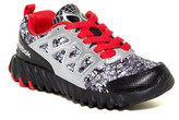 Reebok Twistform Blaze Spider-Man Sneaker (Little Kid)