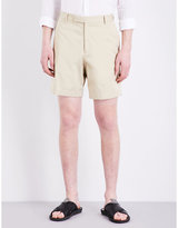 Gieves & Hawkes Regular-fit Cotton Short
