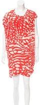 Thakoon Silk Printed Dress w/ Tags